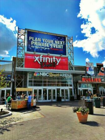 Xfinity Live Philadelphia