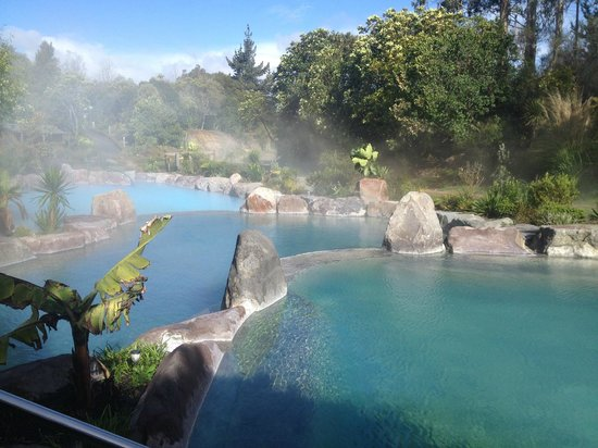 Wairakei Natural Thermal Valley Review