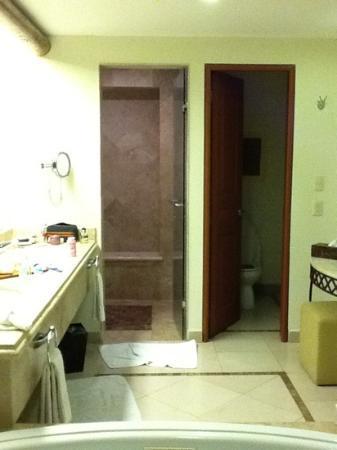 baño 405 habitacion master ocean