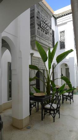 Riad Snan13 : Patio interior