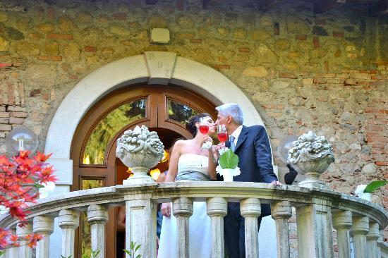 Ristorante Borgo alla Quercia: Matteo e Tecla 8 Agosto 2012