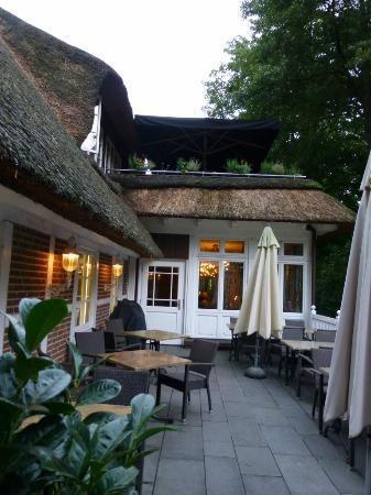 STOCKs Fischrestaurant: Terrasse