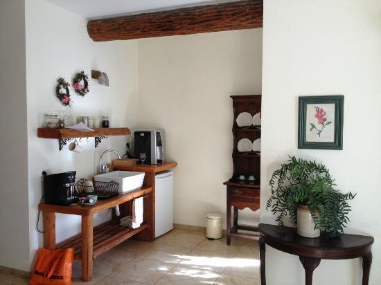 Aluma Bakfar Galilee Inn: kitchen