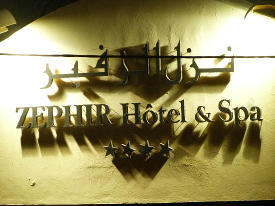 Zephir Hotel & Spa: Magnifique semaine !
