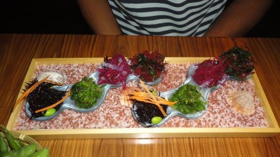 Shibuya: menu degustacio