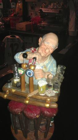 L'Escadrille : Bar
