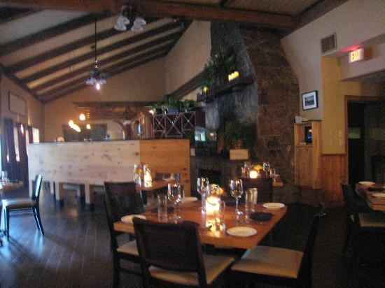 view of the front room/bar, Ruka's Table
