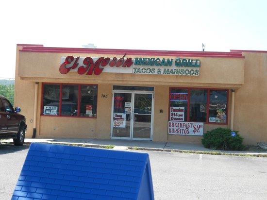 El Meson Mexican Restaurant: El Meson