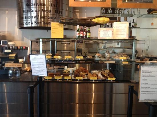 Caffe Museo: cake selection