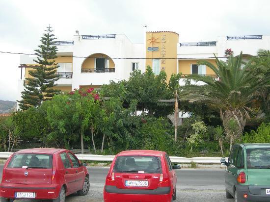 Sarikampos Beach Hotel: Sarikampos
