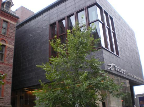 Royal Conservatory of Music: Telus Centre at the RCM, Telus Centre is for performance