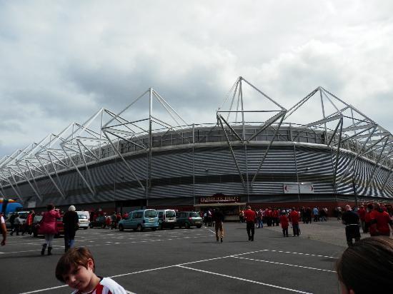 St Mary's Stadium: Great Stadium