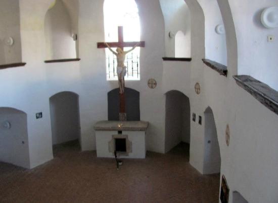 Wenzelkapelle: interior