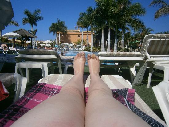 Green Garden Resort & Suites: pool area