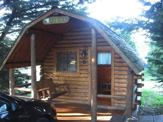 Port Angeles KOA: One of the Kabins