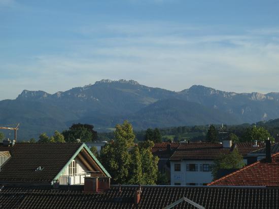 Bayerischer Hof: Vista desde la habitación