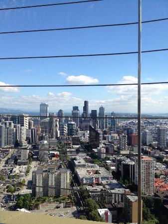 Seattle Center: Seattle da torre