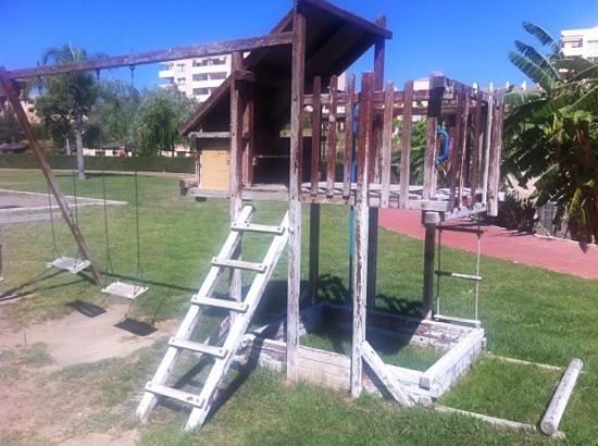 Sol Andalusi Health & Spa Resort : jeu pour enfants
