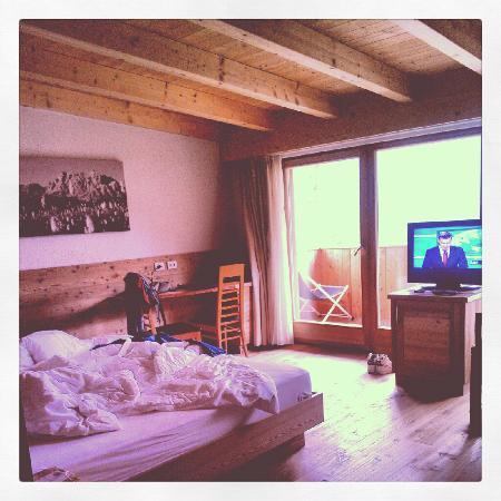 """Hotel Gran Paradiso: Ecco la camera """"Superior"""" con vista sul balcone"""