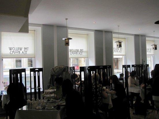 Tea Rooms Traduction