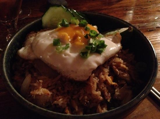 Long Grain: Crab Fried Rice with Egg