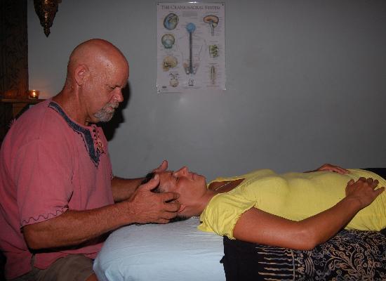 Bliss Massage Center : Cranila sacral with Dan