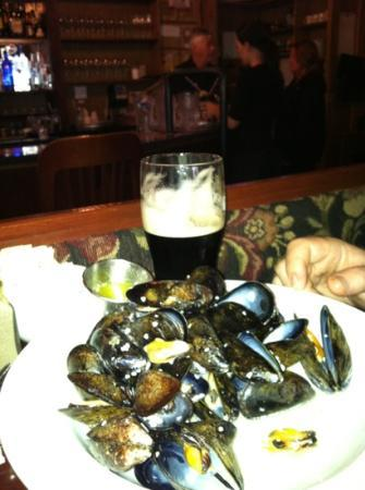 The Pilot House : Sweetest PEI mussels around