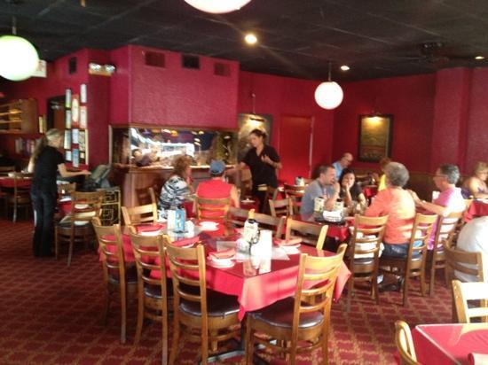 Gigi S Italian Restaurant Interior
