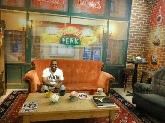 Paley Center for Media: Central Perk Props from Friends