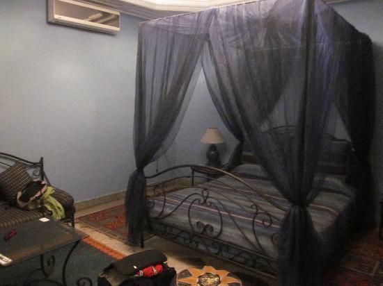 riad losra : Habitación Azul
