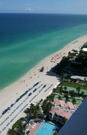 Trump International Beach Resort: View from our room
