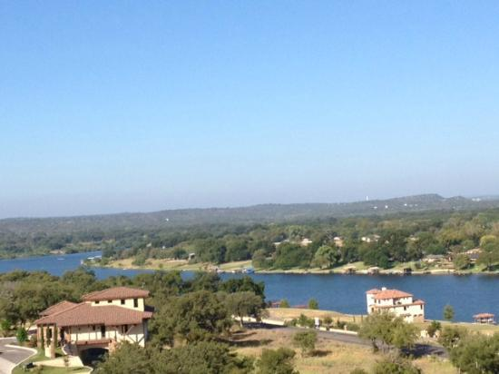 La Quinta Inn & Suites Marble Falls: Beautiful morning view La Quinta Marble Fall Texas
