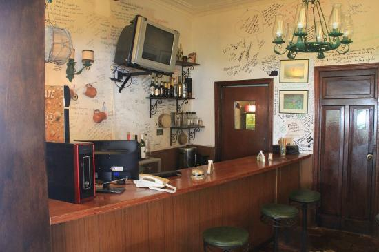 Hotel Senorial: Bar