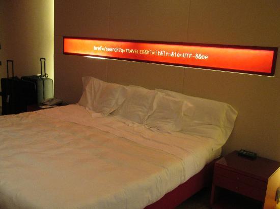 UNA Hotel Bologna: Room 607