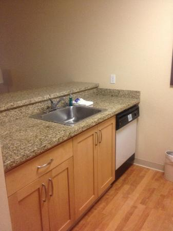 Homewood Suites by Hilton Seattle-Conv Ctr-Pike Street: Kitchen counter