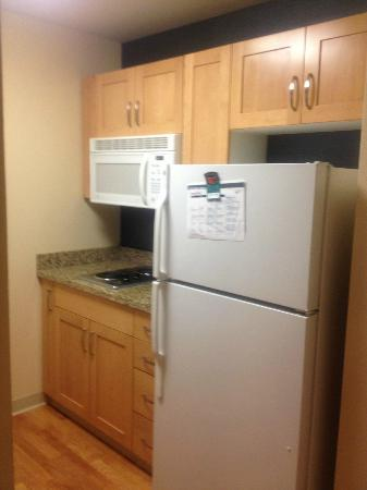 Homewood Suites by Hilton Seattle-Conv Ctr-Pike Street: Kitchen in the Suite