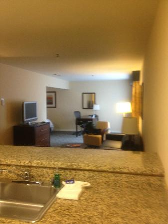 Homewood Suites by Hilton Seattle-Conv Ctr-Pike Street: View of the work area