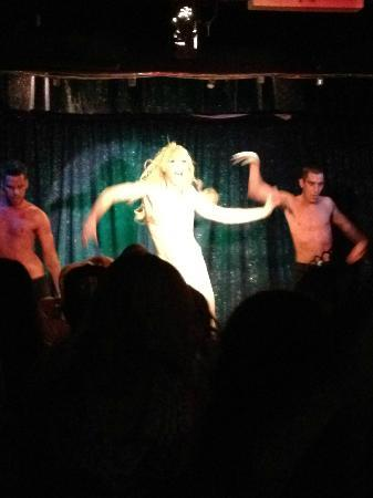 Post Office Cafe & Cabaret: Britney Spears