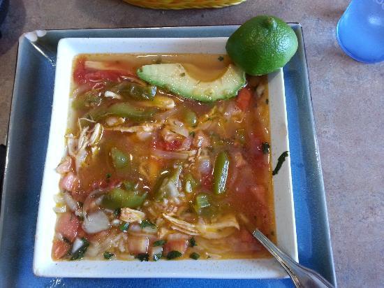Mariachi Mexican Grill: Tortilla Soup