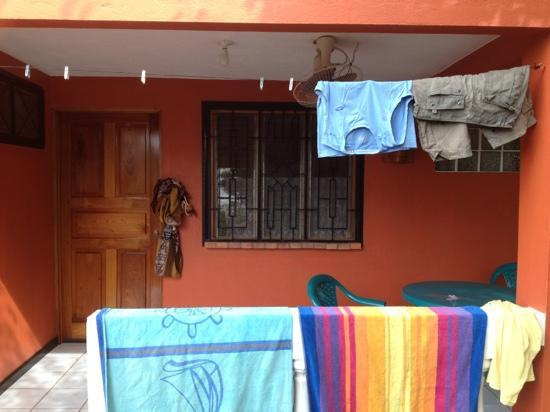 Casa Lora Apartments: appartement met terras