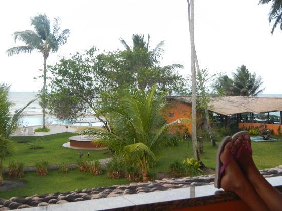 Karapitangui Praia Hotel: lugar maravilhoso...