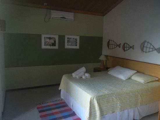 Karapitangui Praia Hotel: excelente suíte com vista para o mar...
