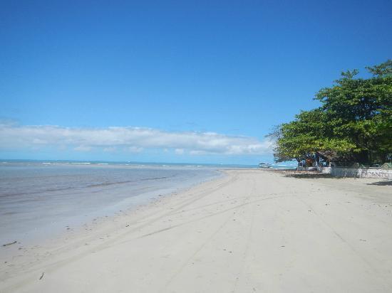 Karapitangui Praia Hotel: Praia do encanto...linda!
