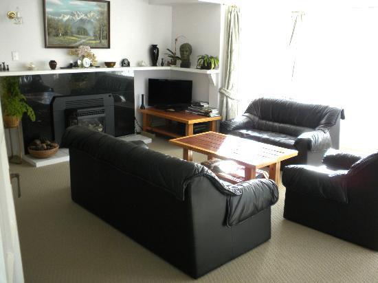 Maison Bearnaise Bed & Breakfast : Living room