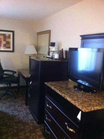 Holiday Inn Express Chicago - Schaumburg: room...