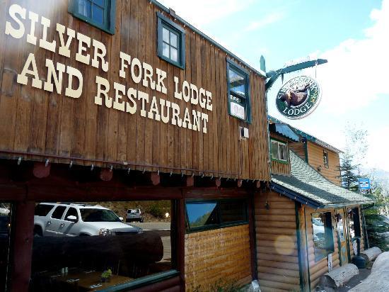 Silver Fork Lodge & Restaurant: Silver Fork Lodge Restaurant