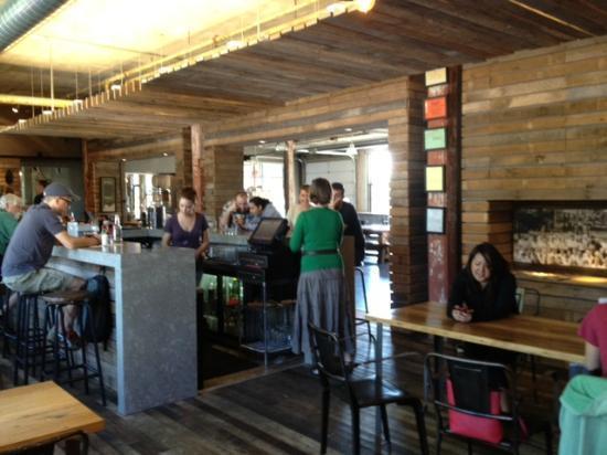 View Into Journeyman Distillery Picture Of Journeyman