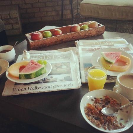 The Spring  Resort & Spa: Breakfast