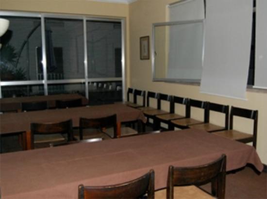 Albergaria Valbom : A dining room