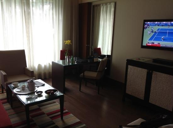 The Oberoi, Gurgaon : ground floor room